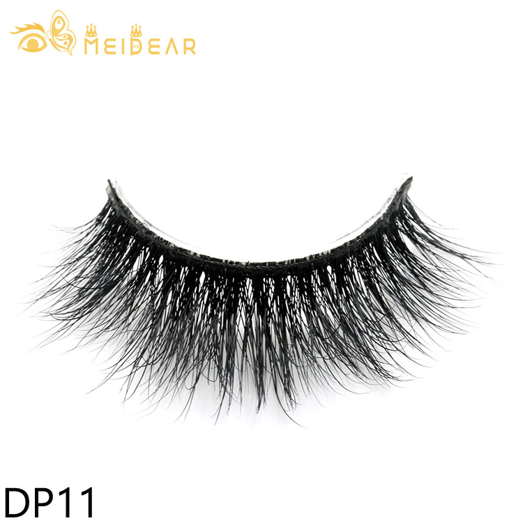 Lashes suppliers custom private label packaging for cruelty-free 3d mink eyelash