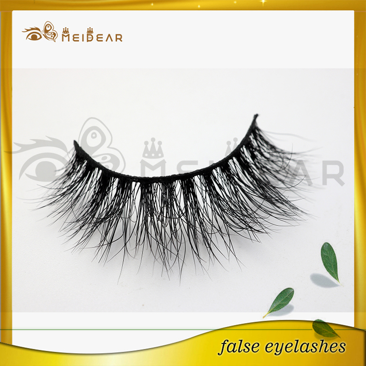 Factory wholesale OEM private label 3D eye lashes mink lashes