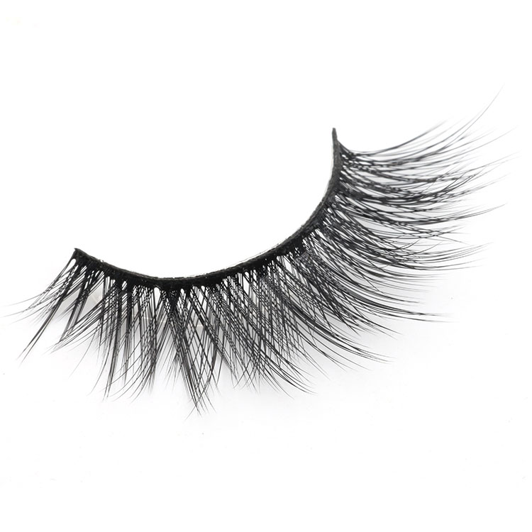 Lashes supplier wholesale private label 3d faux mink eyelash with custom box