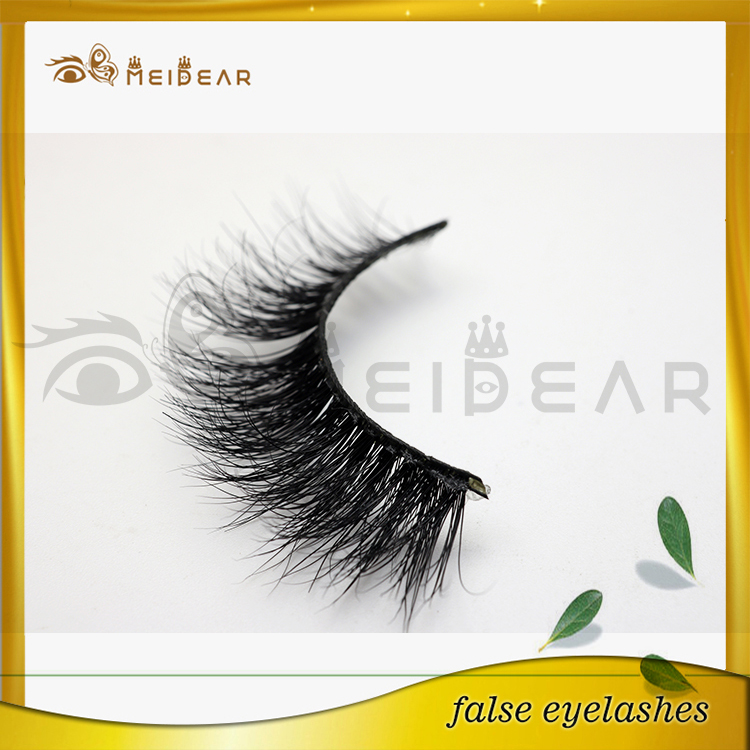 Most premium soft 3d mink eyelash extensions
