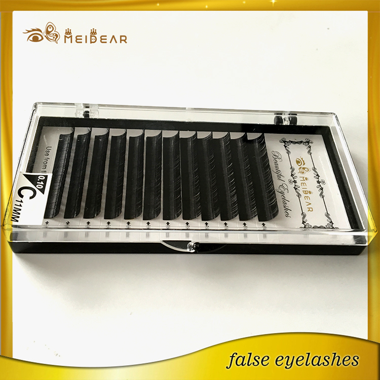 Eyelash Extension With Custom Package And Private Labelchina