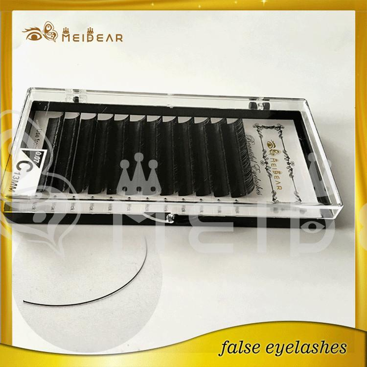 Mink lash extensions supplier from Meidear eyelash