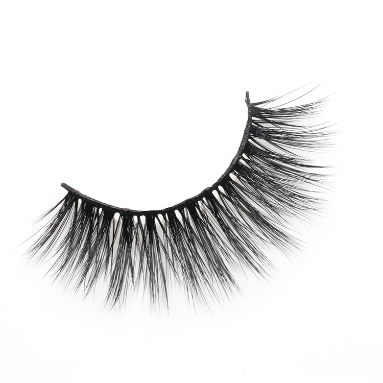 Wholesale own brand false eyelash packaging with private label to Europe market