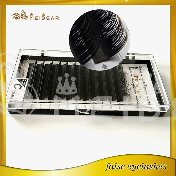 False eyelashes uk Meidear eyelash private label