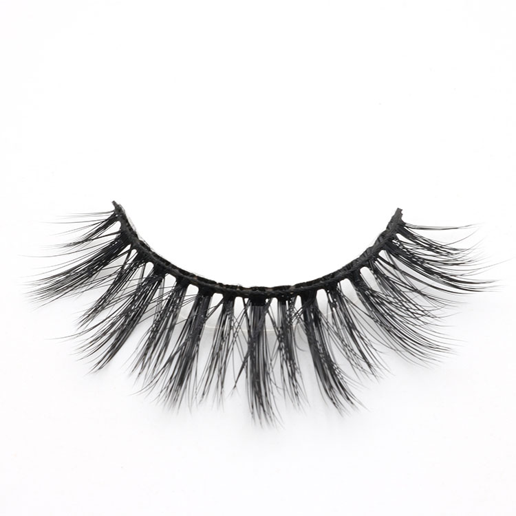Manufacturer wholesale private label 3d faux mink false lashes with custom package