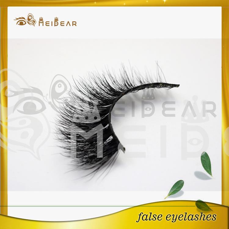 Private label custom package mink eyelashes 3d mink lashes