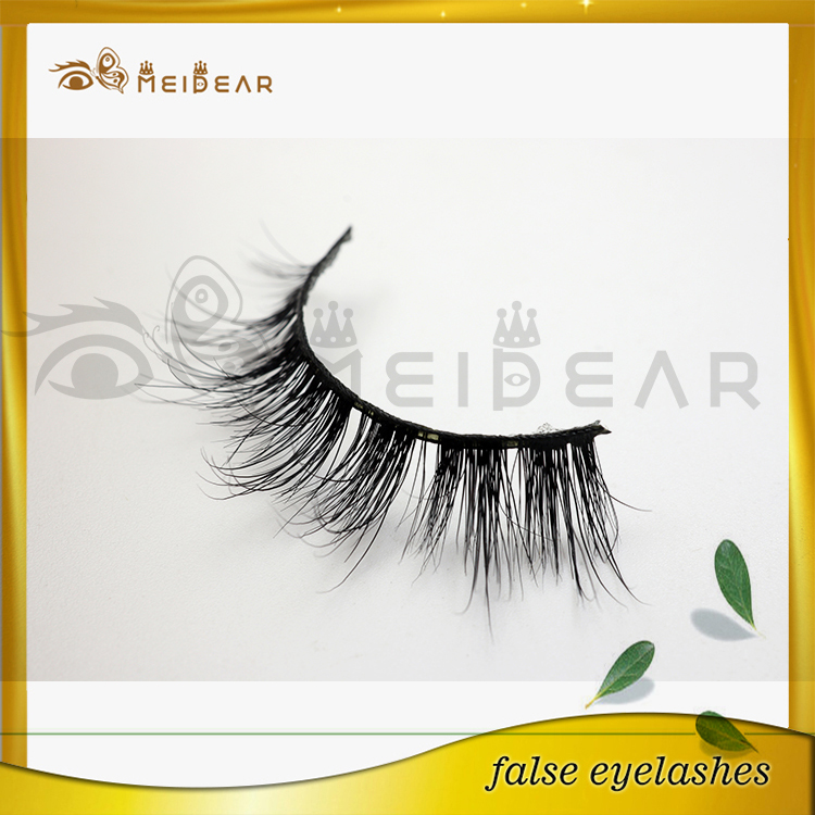 Pure handcrafted cruelty-free mink eyelashes uk