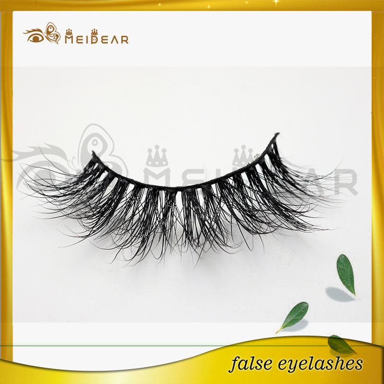 Glam middle volume mink lashes