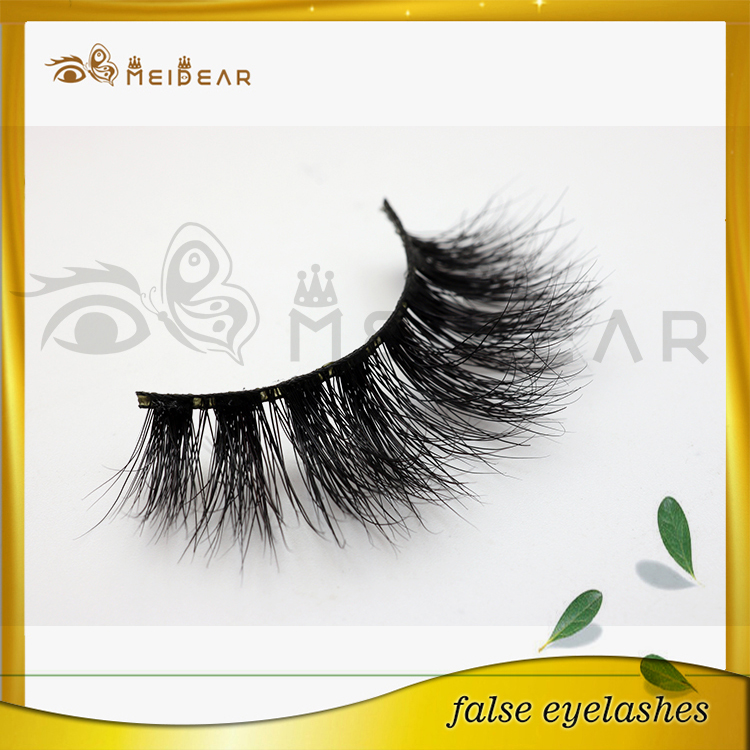 Hot sale blink 3d mink lashes in custom package