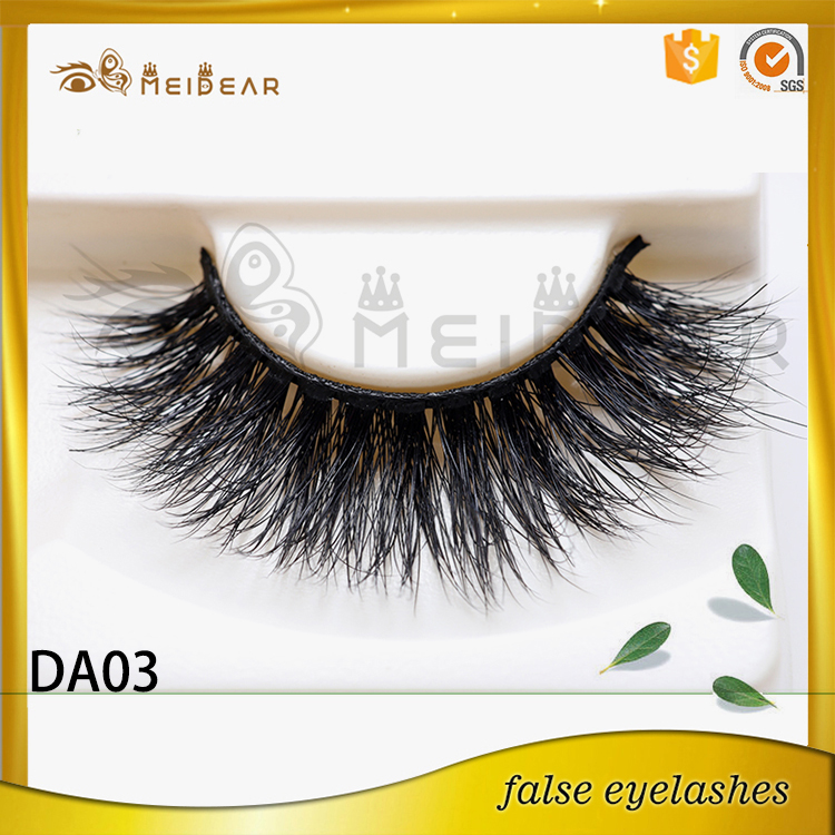 Mink lash 3d mink manufacturer supply with  high quality box