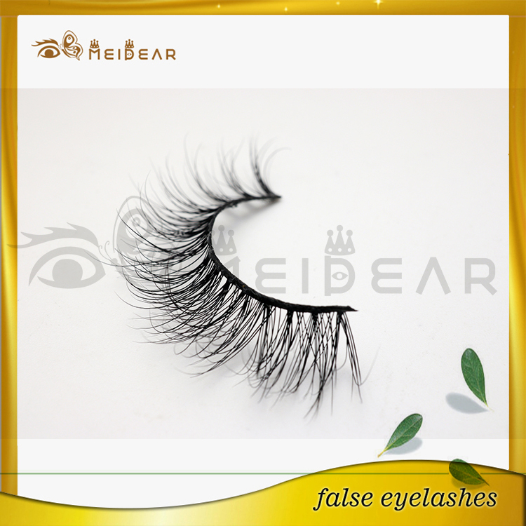 Factory supply low price custom package private label 3d mink eyelashes