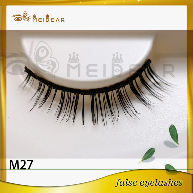 Newly fashion false eye lashes in Custom logo package