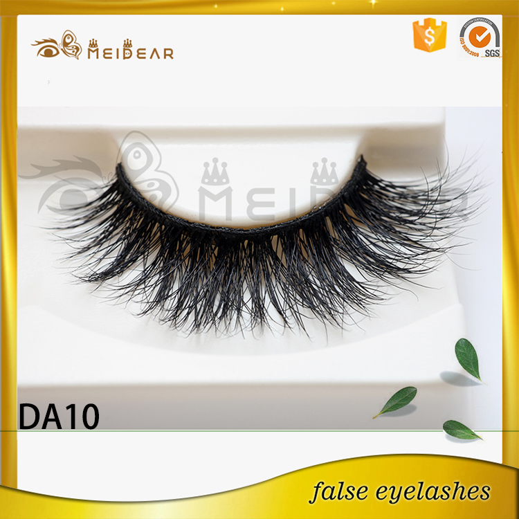 High quality 3d mink lash with OEM service packaging