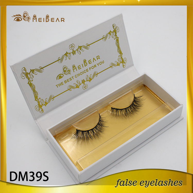 High quality beautiful mink false eyelashes