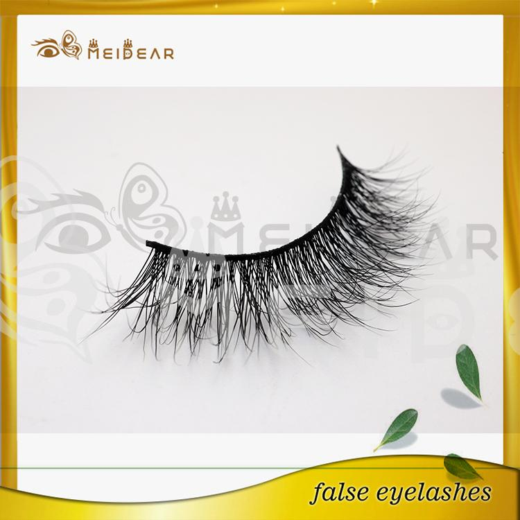 Private label hand made mink eyelashes manufacturer indonesia