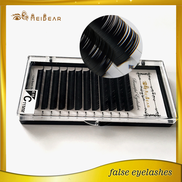 Eyelash extension supplies with private label,China