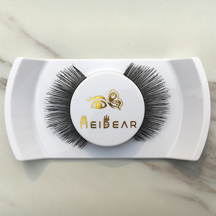 Beautiful human hair lashes