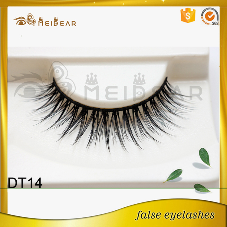Best manufacturer supply faux mink eyelash with cheap price