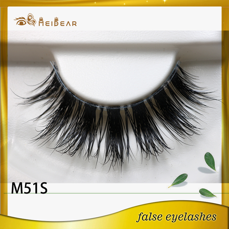 2965a8b6a28 Mink Lash from Meidear uses lashes that are made up of 100% natural  siberian mink fur, which has been gently brushed from live mink and  sterilized to ensure ...