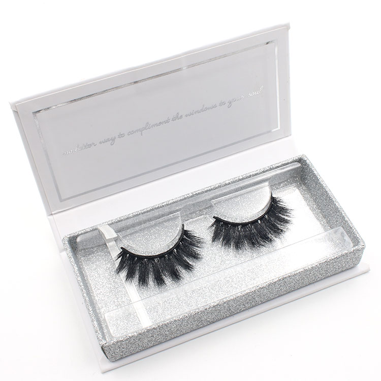 bb267f8d5a4 Our 3D faux mink eyelashes are made of the most soft synthetic fibers, that  can create a fluffy& dramatic effect, they are light weight, you do not  feel ...
