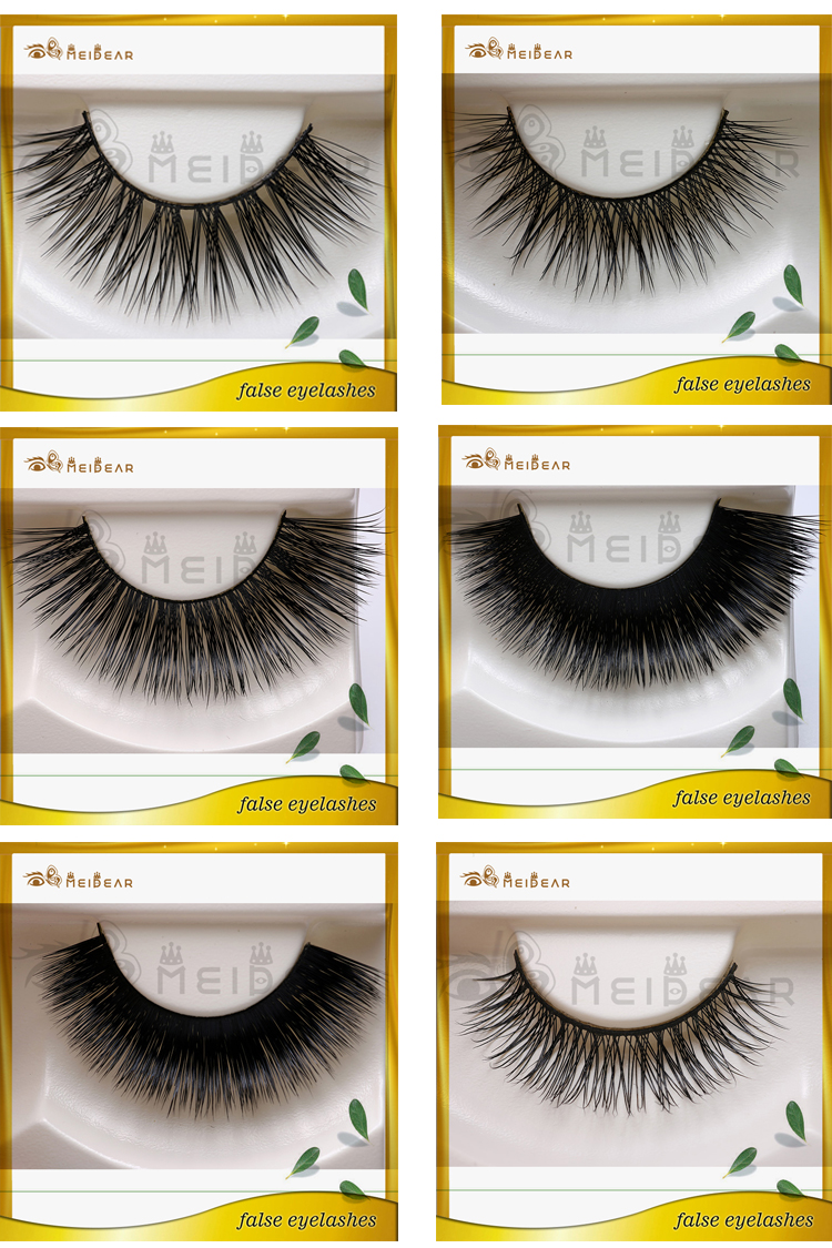 How To Put On Fake Eyelashes Meidear Eyelashchina Wholesale How To