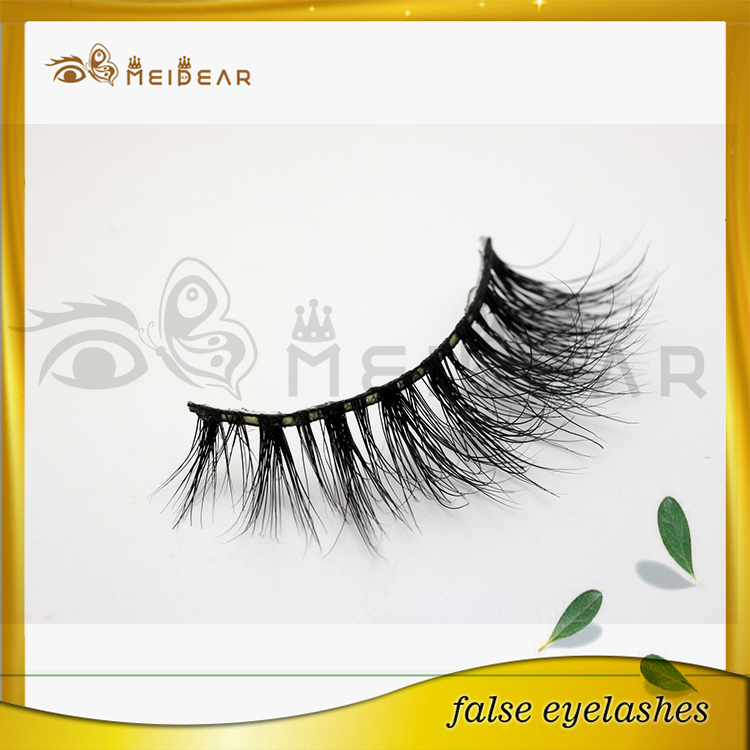 Factory wholesale OEM private label 3D false eyelashes hot selling