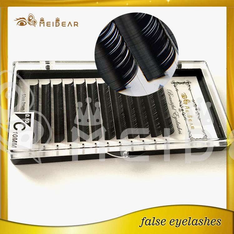 Lashes extensions from Meidear the most popular lashes in the world