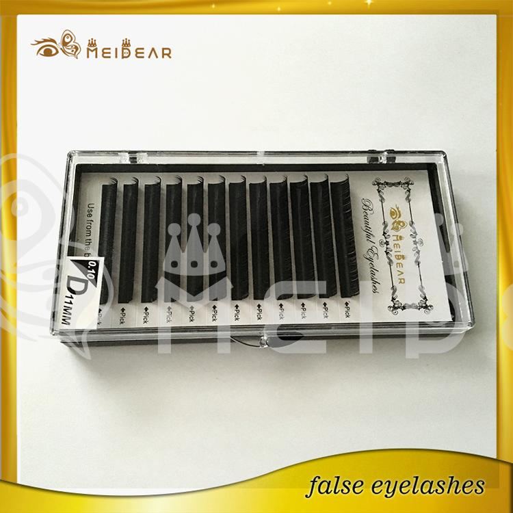 Lashes extensions supplier with private label