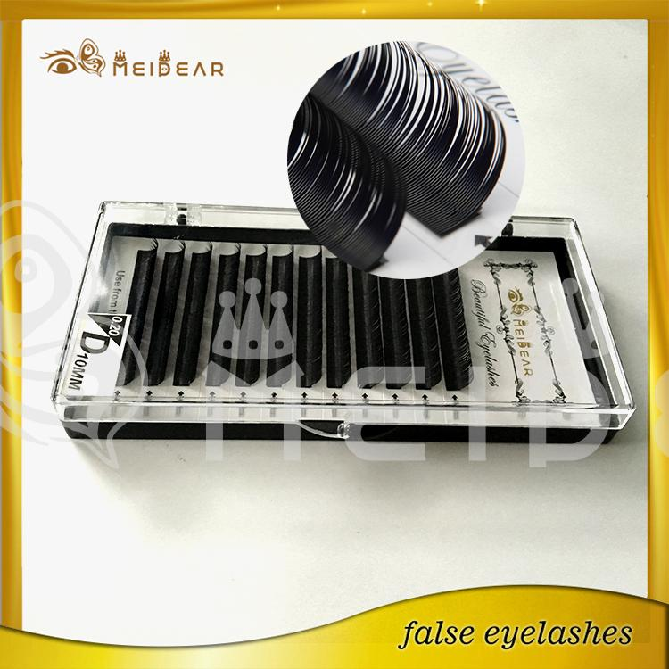 Lashes extensions from China OEM service