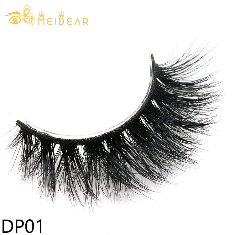 Eyelash suppliers China wholesale private label strip 3D
