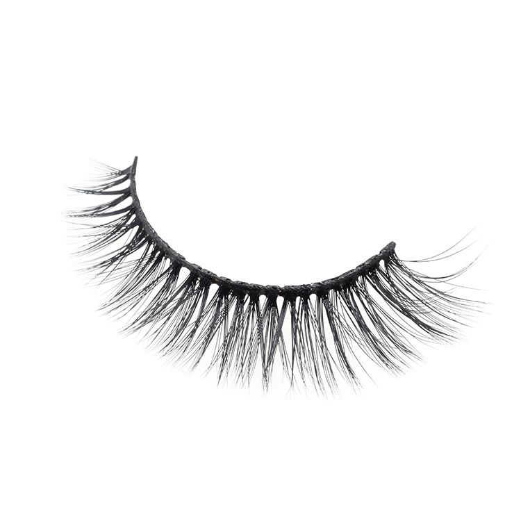 Custom false eyelashes faux mink lashes with wholesale cheap price to Australia