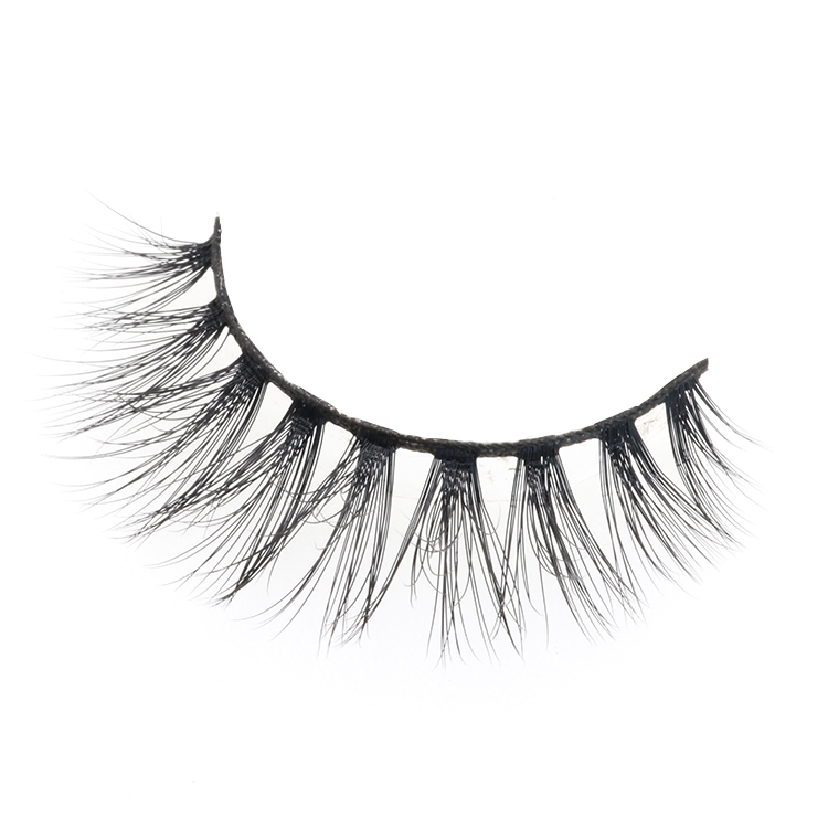 f5478ae1841 Lashes vendors wholesale private label 3D faux mink eyelash with logo custom