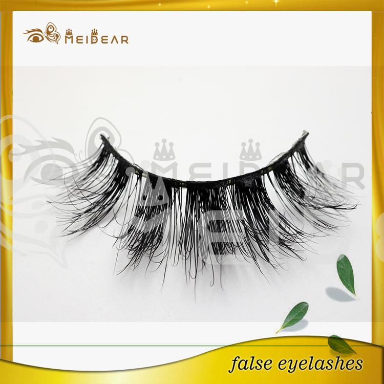 Factory supply private label 3Dmink eye lashes