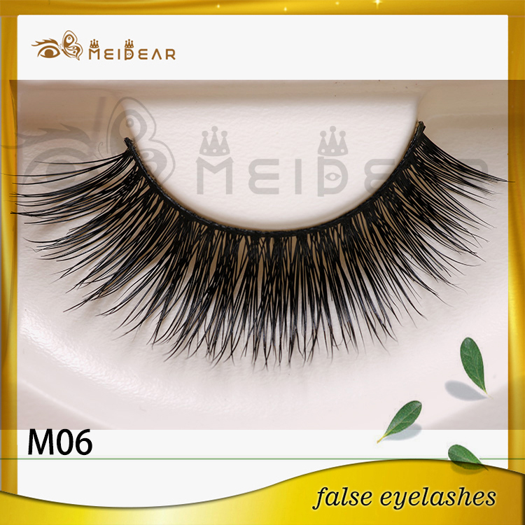 Wholesale private label  mink strip lash