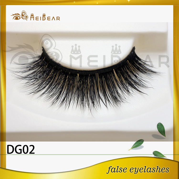 Custom package private label faux mink eyelashes package