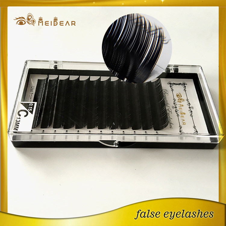 Eyelash extensions manufacturing supply from China