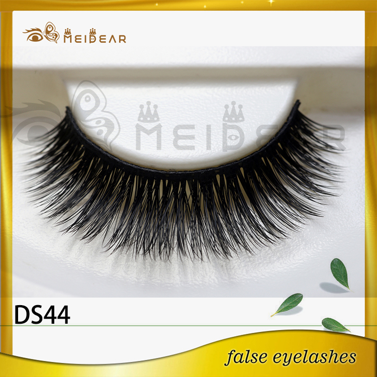 Wholesale best quality 3d silk  lashes with factory price