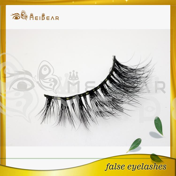 Factory wholesale OEM private label 3D false eyelashes hot selling