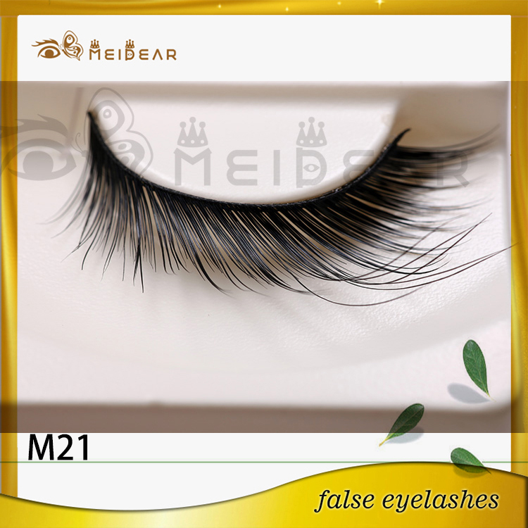Top quality hot sell magic girl mink eyelashes for sale