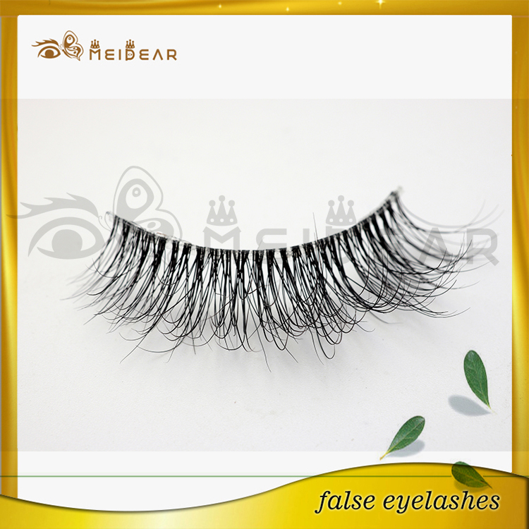Factory price most gorgeous siberian 3d mink eyelashes
