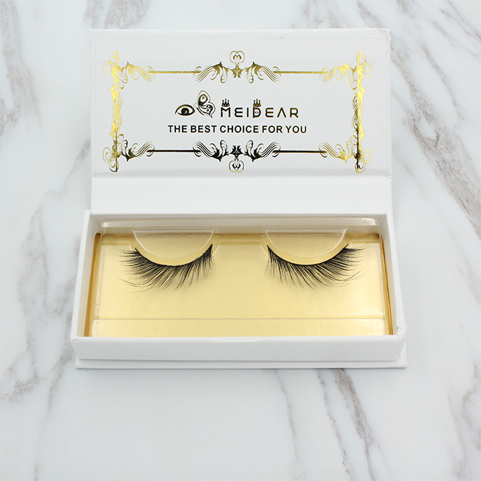 Mink eyelashes for us