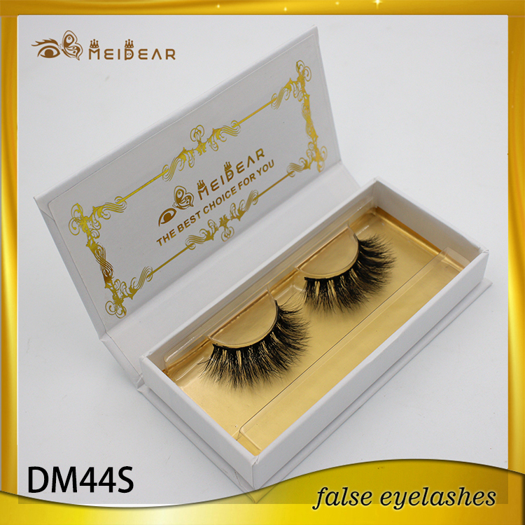 Custom galmorous own label mink fur eyelashes