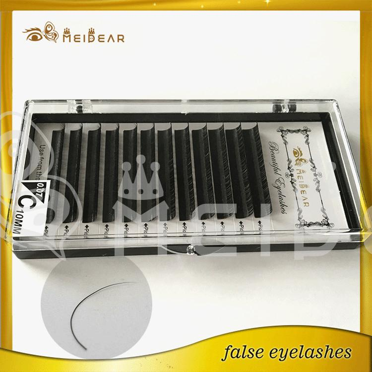 Manufacture longer eyelashes with private label