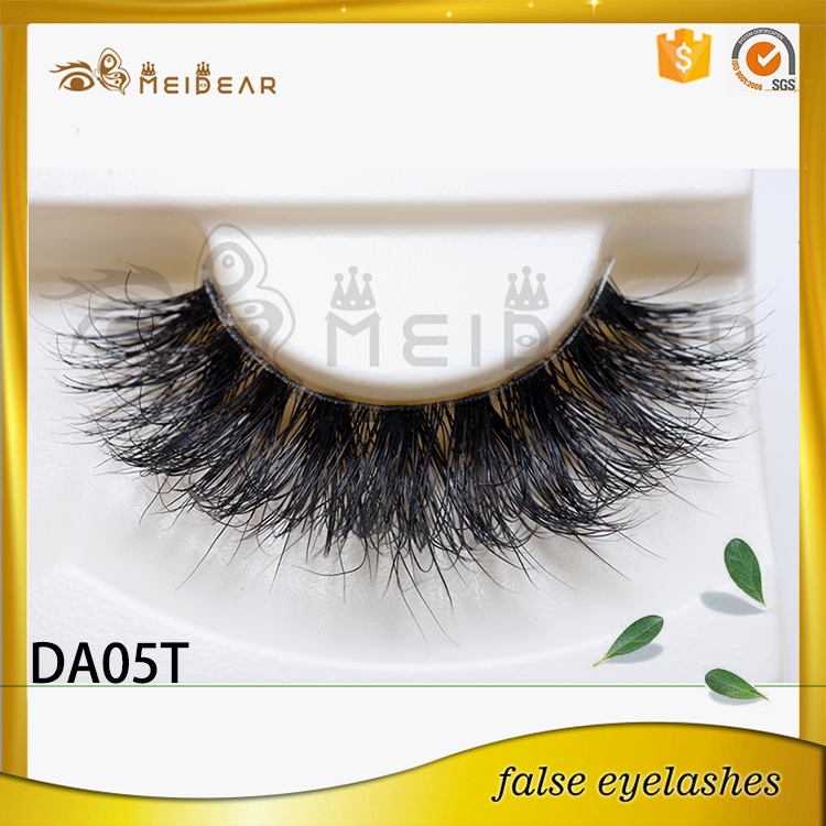 Most professional distributor supply handmade mink lash with OEM service