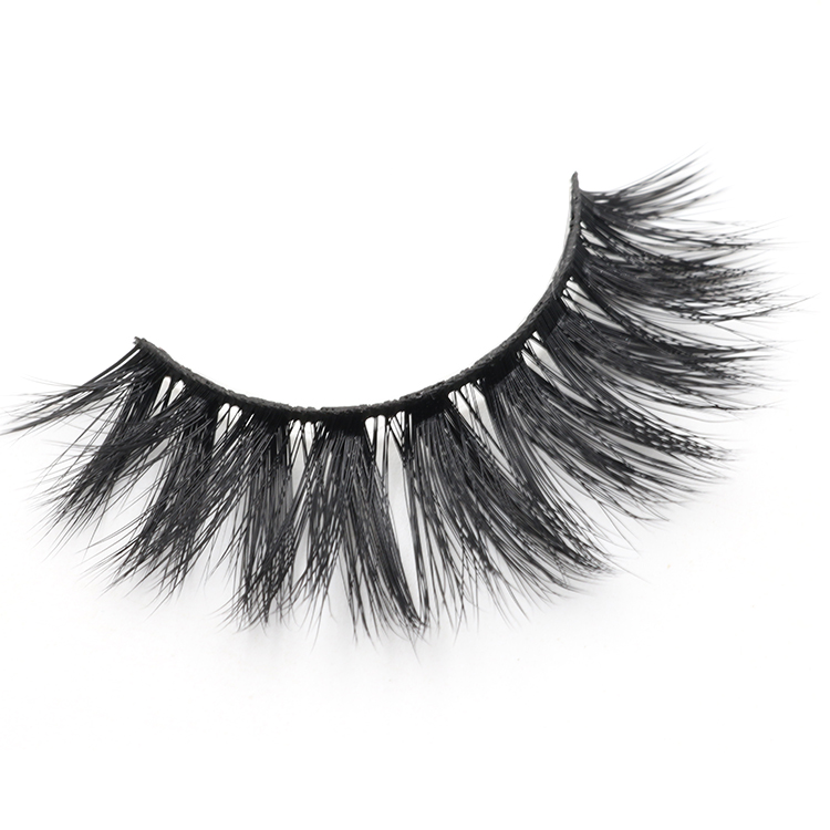 Lashes supplier wholesale own brand false eyelash with private label package