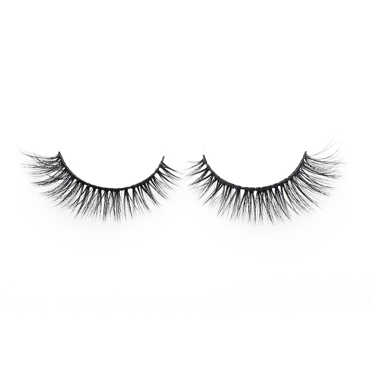 Hot selling 3D faux mink false lashes with own brand packages