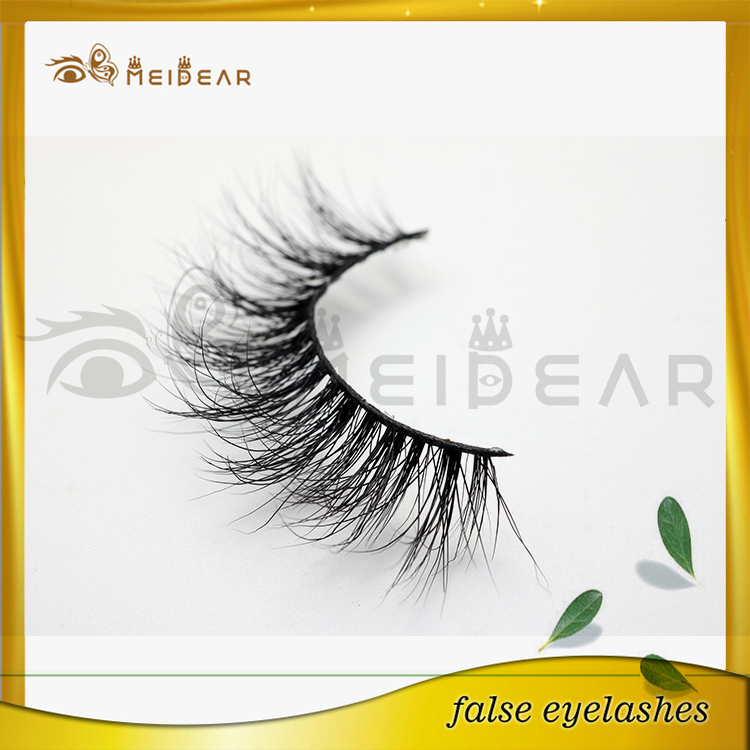 Own brand extreme lashes 3d mink lashes