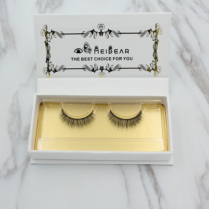 Dramatic 3d silk eyelashes for party