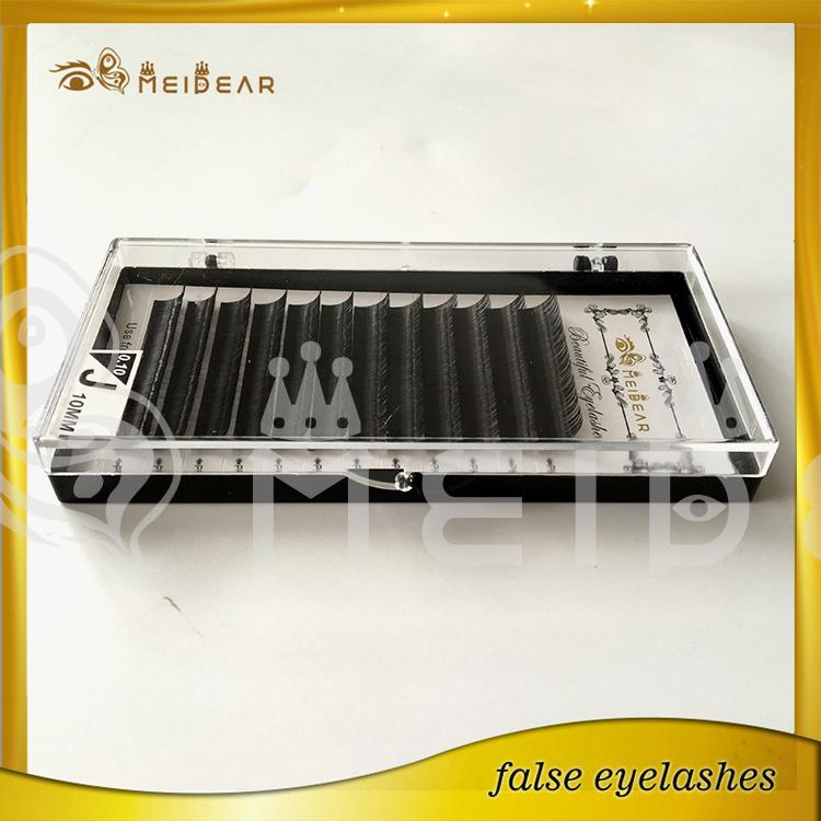 False eyelashes online Meidear silk lash extensions wholesale