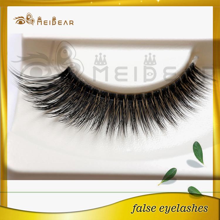 Glamorous Super Light Fake Eyelashes 3d Lashes For Londonchina